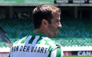 Van der Vaart wants Betis exit