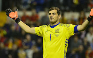 Casillas rules out Miami switch