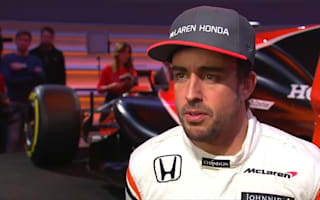 Hamilton's F1 data sharing comments strange - Alonso