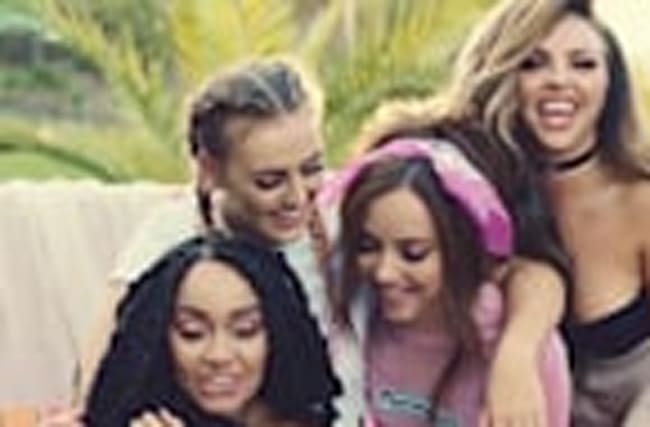 """Little Mix Give """"Shout Out To My Ex"""" Music Vid Preview - Defend X Factor Outfits"""