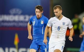 Uncapped Gibson called up by England after Smalling injury