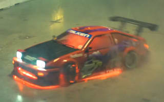 Tyre maker Falken creates zany remote control drifting video