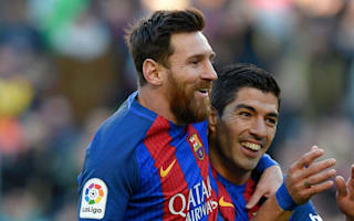 Messi ticks off Las Palmas to match Raul's LaLiga record