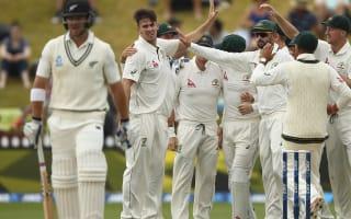 Smith hails Australia bowlers