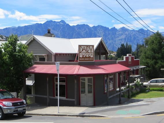 8. The Dairy Private Luxury Hotel – Queenstown, New Zealand