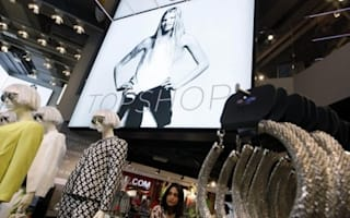 Topshop opens Hong Kong outlet