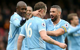 Watford 0 Stoke City 1: Gomes own goal costs Mazzarri's men
