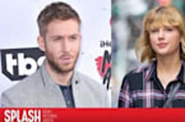 Taylor Swift and Calvin Harris are Texting Each Other Again