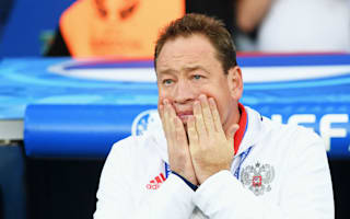 Russia confirm Slutsky resignation