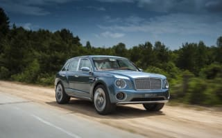 Bentley SUV to cost upwards of £130,000