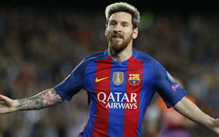 Barcelona 4 Manchester City 0: Bravo blunder leaves Messi to make merry