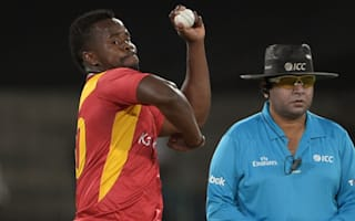 Zimbabwe's Vitori suspended for illegal bowling action