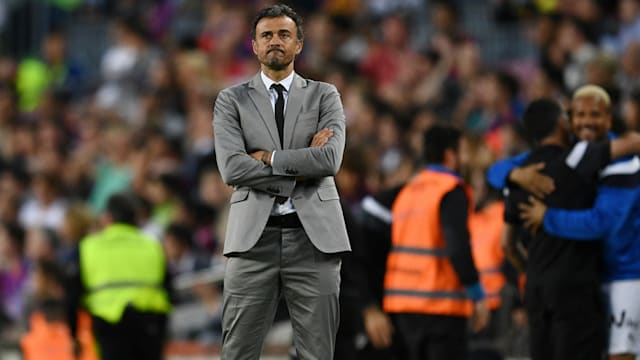Luis Enrique grateful to 'extra terrestrial' Messi