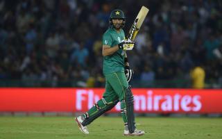 Afridi steps down as Pakistan T20 captain