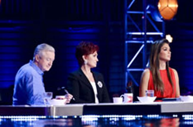 Six Chair Challenge: Sunday's X Factor descends into chaos