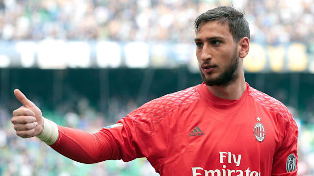 Donnarumma: Everyone knows my wish is to stay at Milan