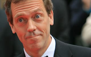 Hugh Laurie earns Walk of Fame star