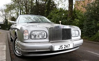 Jimmy Savile scandal drives down value of his Rolls... to almost nothing
