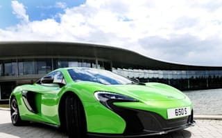 DVLA issues '650 S' registration plate