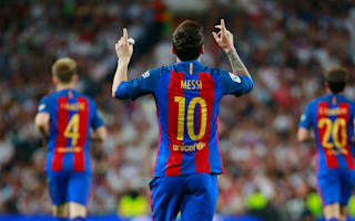 One more than Ronaldo: Messi wins fourth 'Pichichi' award