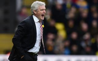 Hughes hails work rate of match-winner Joselu