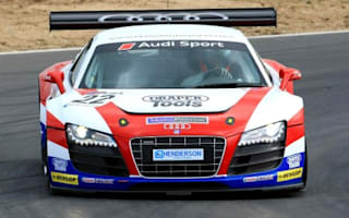 Herbert to make Spa 24 hours debut in an Audi