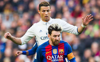 Barca's Gomes can't pick between Messi and Ronaldo