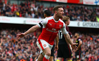 You take little things and make them big - Mustafi on Arsenal's 'non-celebrations' against Man City