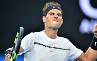 Nadal relieved to outlast Zverev in Australian Open 'battle'
