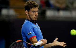 Carreno Busta battles back in Moscow