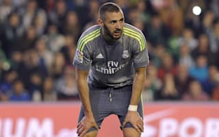 Benzema misses Real Madrid open training