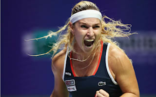 Cibulkova thrilled to pass huge Singapore test