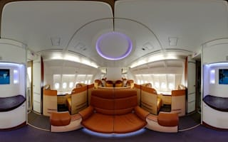 Which airlines are the most luxurious of all?
