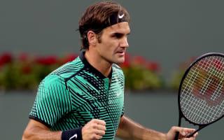 Fabulous Federer sinks Sock to set up Wawrinka final
