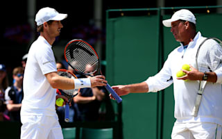 Lendl's presence for grand slam wins is no coincidence - Murray