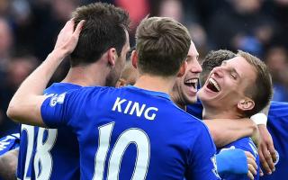 O'Neill compares 'extraordinary' Leicester to Clough's Forest