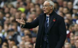 Ranieri hails 'Leicester spirit' after Spurs draw