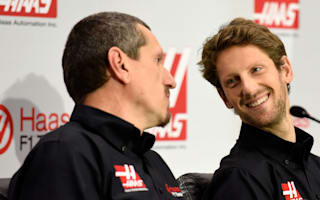 Haas on course for maiden F1 season