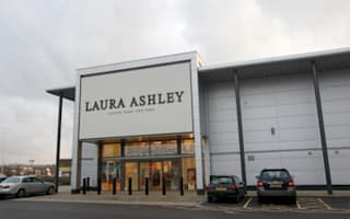 Laura Ashley profits jump 14%