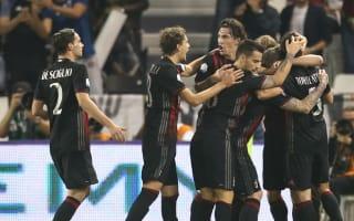 Juventus 1 AC Milan 1 (aet, 3-4 pens): Dybala miss gives Montella's men glory