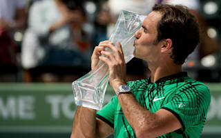 Miami champion Federer set to rest ahead of Roland Garros