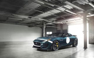 Jaguar unveils blistering F-Type Project 7: a thoroughbred racer for the road