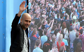 'Messi has to stay in Barcelona' - Guardiola rules out move at Man City presentation