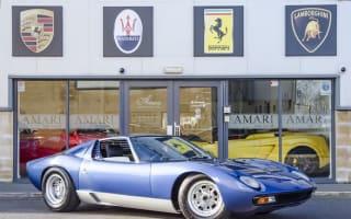 Ooh La la! Rod Stewart's Lamborghinis now listed for sale