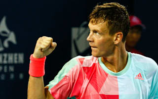 Berdych outlasts Gasquet to complete Shenzhen defence