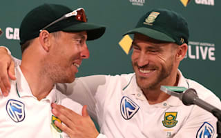 Du Plessis: Aussies made mistake resting players ahead of Test series
