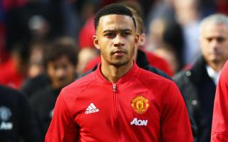 United waiting for 'reasonable' Depay bid, says Mourinho