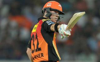 Mustafizur, Warner help Hyderabad thump Kings XI