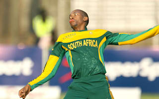 South Africa spinner Phangiso reported for suspect action