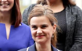 Murdered MP Jo Cox's report on military intervention advocates 'Britain leading'